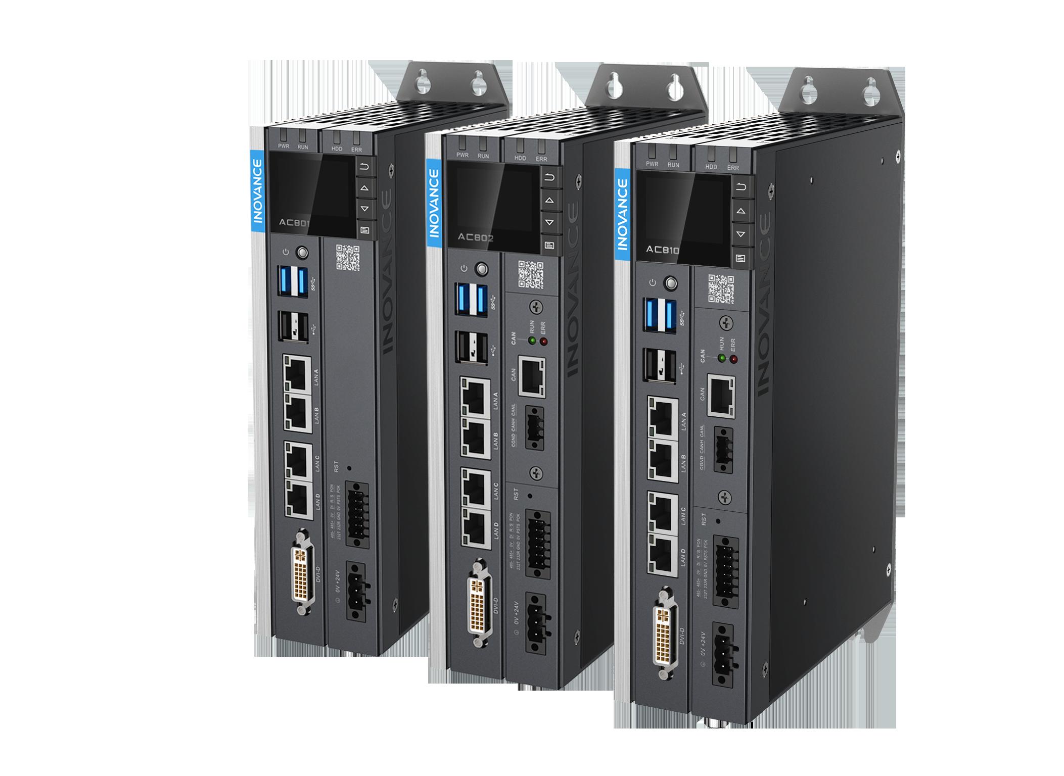2019控制技术新品发布(AC800-AP700-IT7000-H5U等)